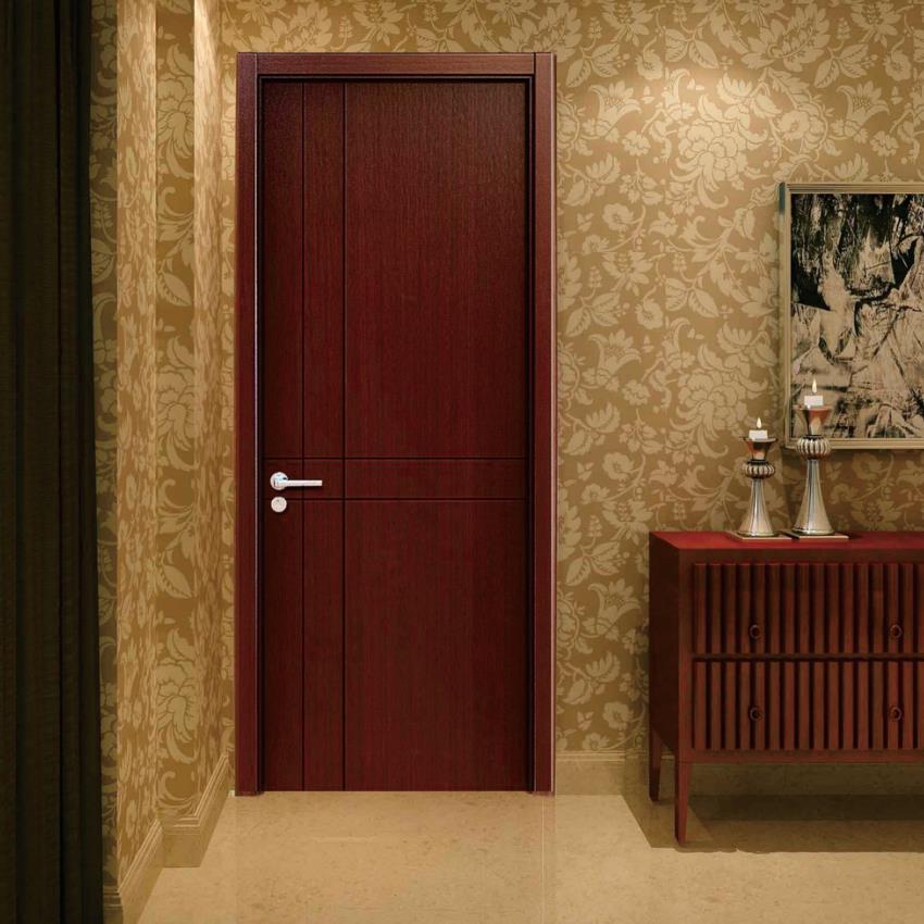 线条门系列室内门10