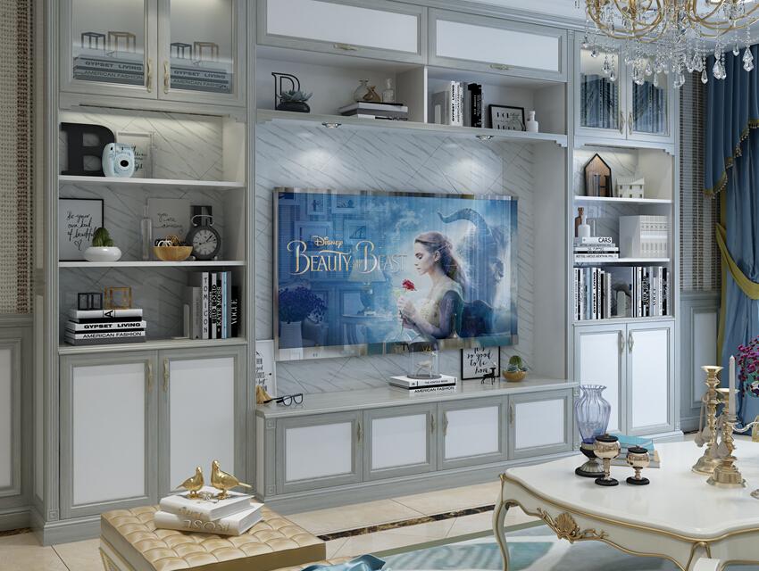 北美风格客厅类柜 (137)